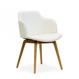 Peressini Casa Glamour P Chair White