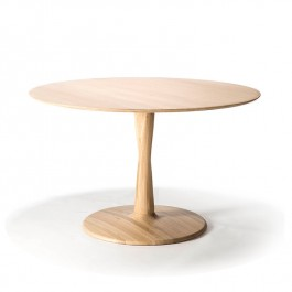 Ethnicraft Torsion Dining Table Oak