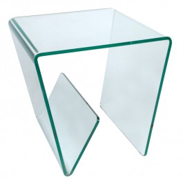 Glass Lamp Table - Combi