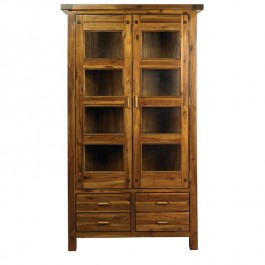 Kember Glazed Display Cabinet