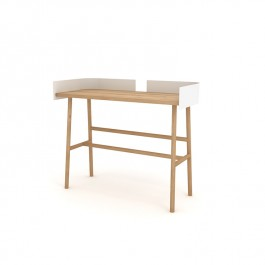Oak White Desk B