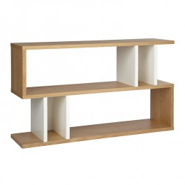 Conran Counter Balance Console Table - White