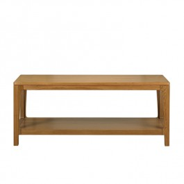 Contemporary solid oak coffee table ethnicraft coffee tables 4 living Geo glass coffee table