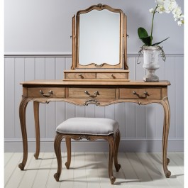 Frank Hudson Weathered Chic Dressing Table Set