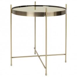 Cupid Gold Side Table Zuiver