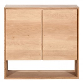 Ethnicraft Small Oak Sideboard - Nordic