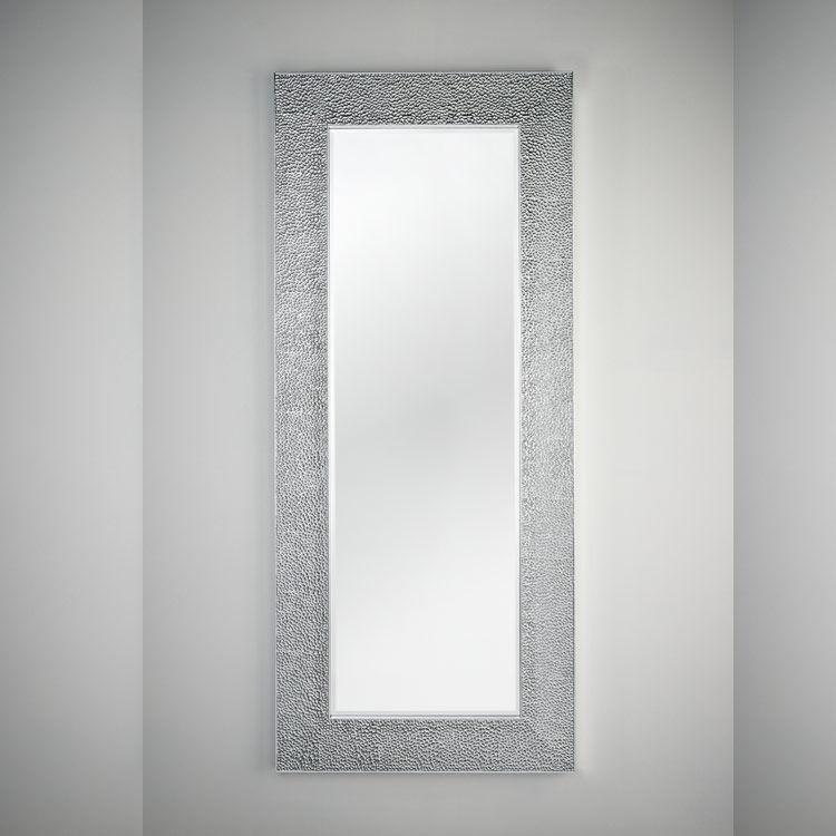 Deknudt Contemporary Full Length Wall Mirror Oslo 4 Living