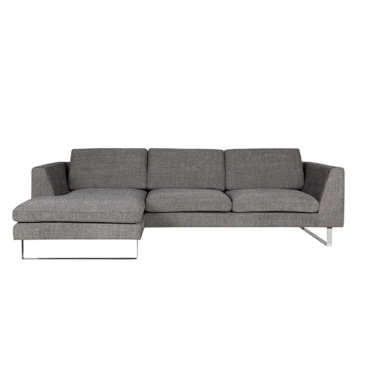 Contemporary Sofas | Modern Fabric Corner Sofa By SITS