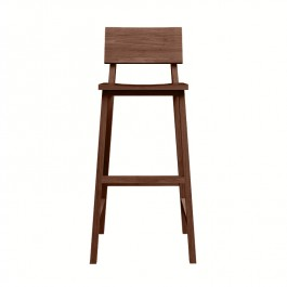 Ethnicraft Teak Bar Stool N4