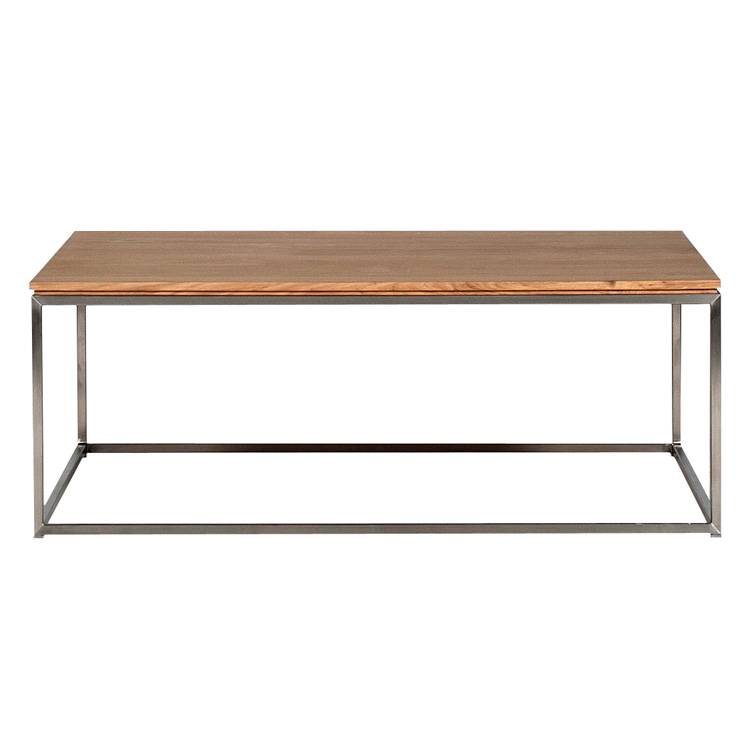 Steel Frame Coffee Table Altra Furniture Coffee Table With Metal Frame Atg Stores The