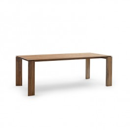 Solid Walnut Table - Portofino