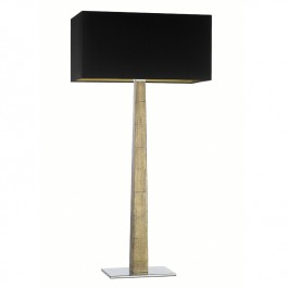 Heathfield Luxor Gold leaf Table Lamp