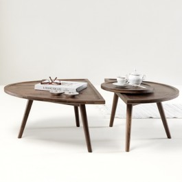 Colombo Walnut Coffee Table Wewood