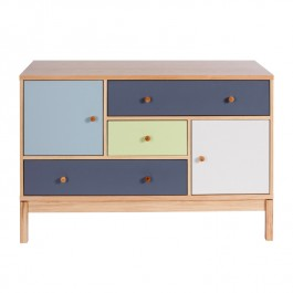 Abbeywood Sideboard Painted Oak