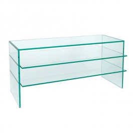 Glass TV Stand - Plasma