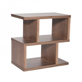 Conran Walnut Side Table - Balance