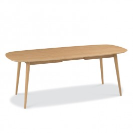 Oak 6-8 Extending Table - Oslo