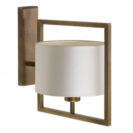 Heathfield Lighting Conniston Brass Wall Light