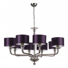 Heathfield Lighting Czarina Clear 8 Arm Chandelier
