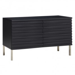 Conran Wave Small Sideboard Charcoal