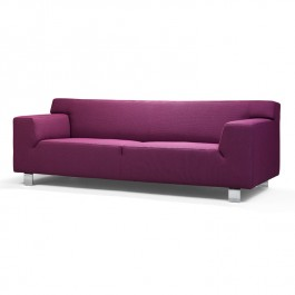 Purple Sofa - Wool Felt