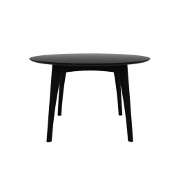 Ethnicraft Oak Osso Dining Table Blackstone