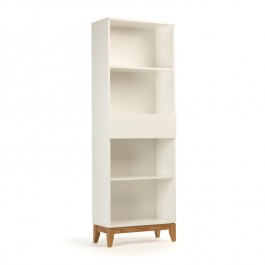 Blanco Bookcase Woodman