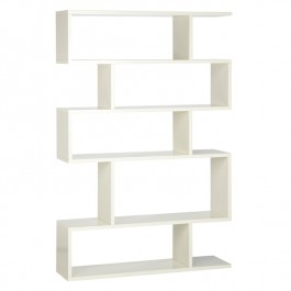 Conran Balance Tall Bookcase - White