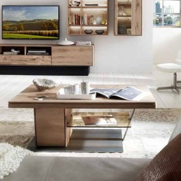 Hartmann Bent Coffee Table divider