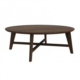 Ethnicraft Coffee Table Round Osso