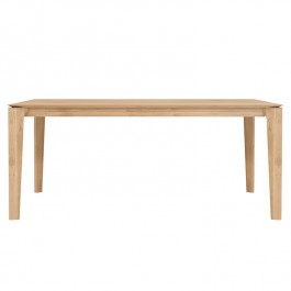 Ethnicraft Oak Dining Table Bok