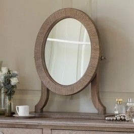 Mustique Dressing Table Mirror Hudson Living