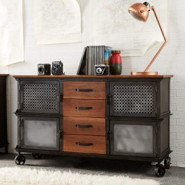 Evoke Sideboard 4 Drawer