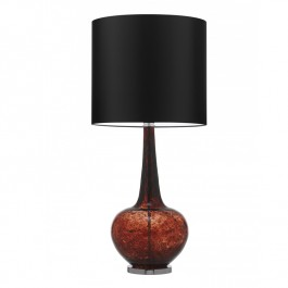 Heathfield Grace Tuscan Red Lamp Heathfield