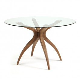 Serene Living Round Dining Table Islington