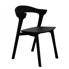 Ethnicraft Bok Dining Chair Black