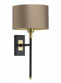 Heathfield Casablanca Black Lacquer Wall Light