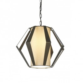 Heathfield Lighting Facet Pendant