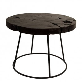 Dutchbone Kraton Chocolate Side Table