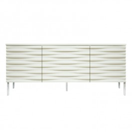 Conran Wave Sideboard - White