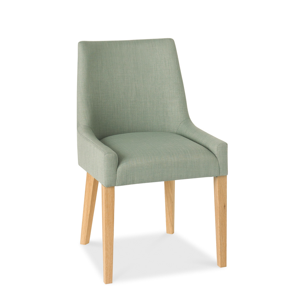 Bentley Designs Scoop Back Chairs Ella Scoop Back Chair Aqua
