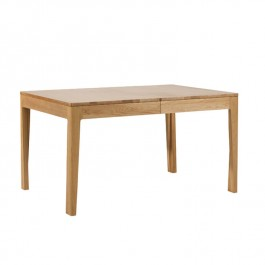 Ava Small Extending Oak Dining Table