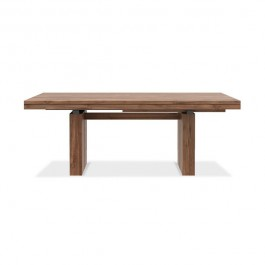Ethnicraft Teak Extending Dining Table Double