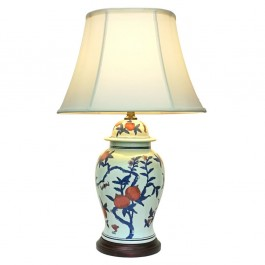 Oriental Tao Zhi Table Lamps