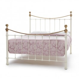 Antique Metal Bed Ethan