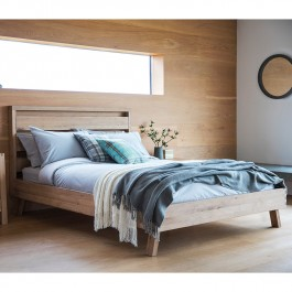 Solid Wood Bed Kielder Hudson Living