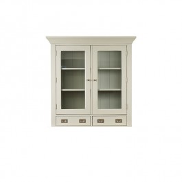 Bordeaux Glazed Hutch