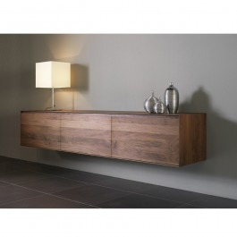 Solid Walnut Sideboard Bellagio