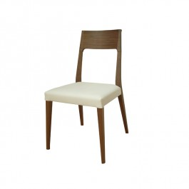 Solid Walnut Dining Chair - Valencia