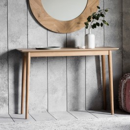Gallery Milano Console Table